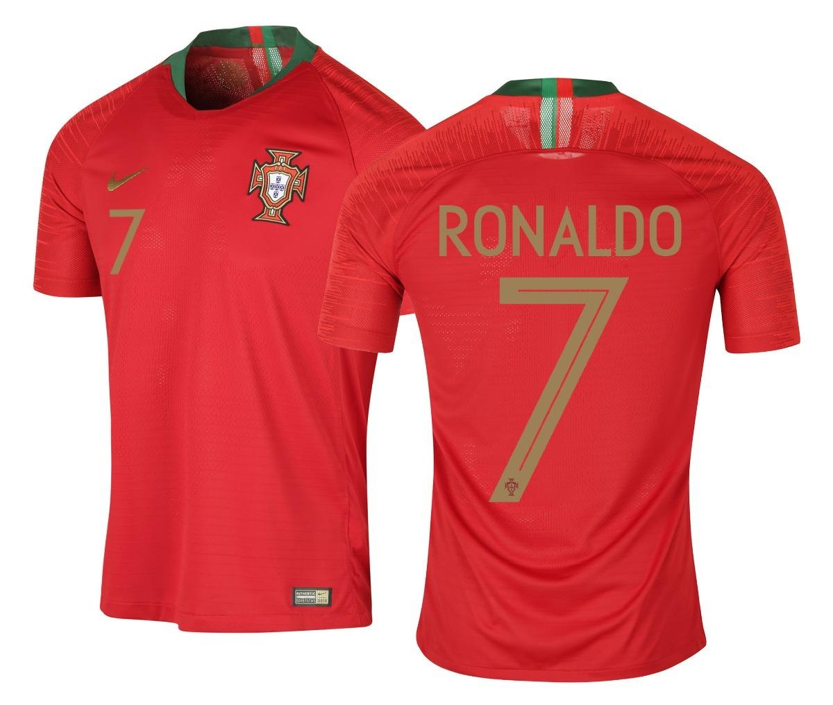 726d38299fe0d camiseta de portugal nike 2018 ronaldo 7. Cargando zoom.