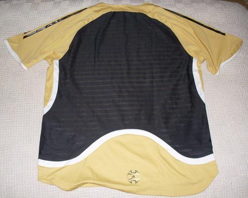 camiseta de qatar entrenamiento marca adidas, talle xl