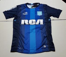 9913d1324 Camiseta Racing Topper 2016 2017 - Fútbol en Mercado Libre Argentina