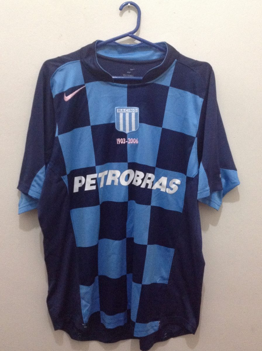 camiseta de racing club 2006 nike. Cargando zoom. 2d38fb4550d98