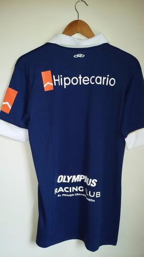 camiseta de racing olympicus. suplente 2013 nueva !!!