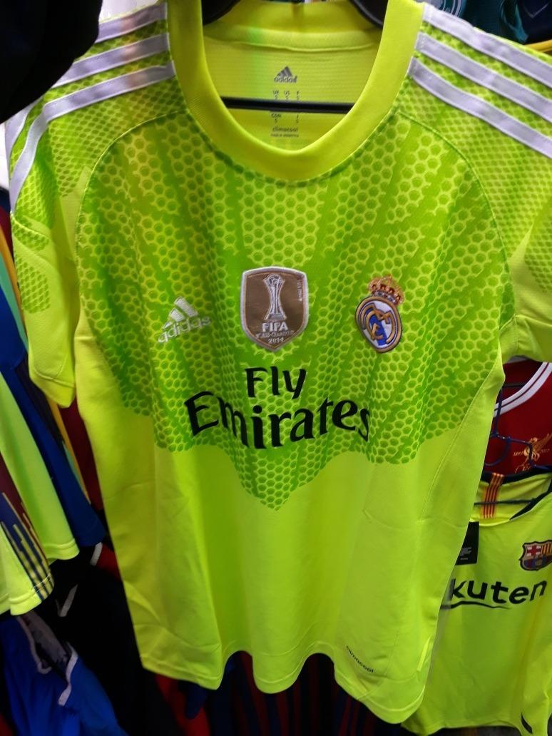 camiseta de real madrid 2016 arquero  1 casillas. Cargando zoom. 540d14e2be3d8
