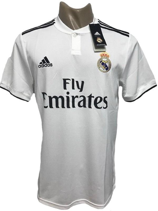 camiseta de real madrid titular 2018-2019 todos los talles. Cargando zoom. 5d357ef1c23d0