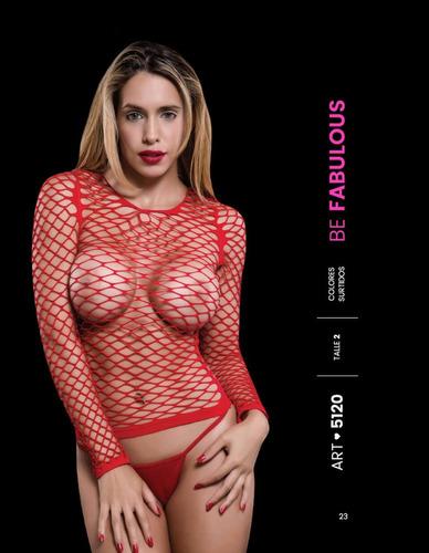 camiseta de red roja sexy erótica mordisco