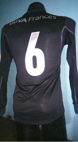 camiseta de river 2013 formotion #6 rámiro utileria #10 manu