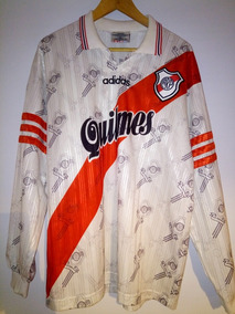 venta caliente barato talla 7 selección premium Camiseta De River adidas 1996/97 Mangas Largas Tricampeonato
