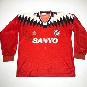bien conocido mejor precio disponible Camiseta De River adidas Suplente 1996 Sanyo Manga Larga