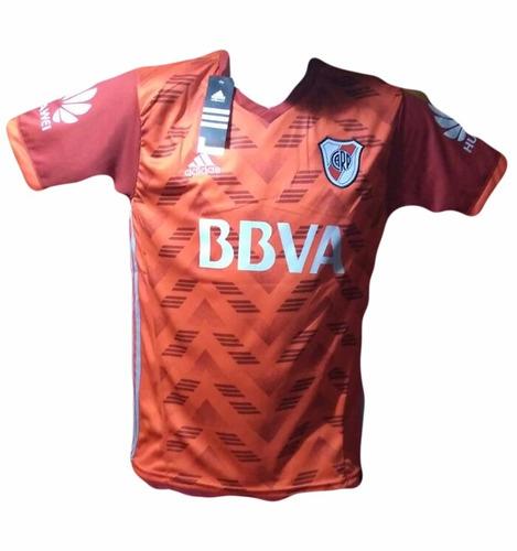 camiseta de river nueva adidas ultima 2017 2018 roja