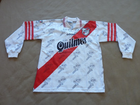 estilo de moda de 2019 venta usa online envío gratis Camiseta De River Plate adidas 1996 Mangas Largas Quilmes
