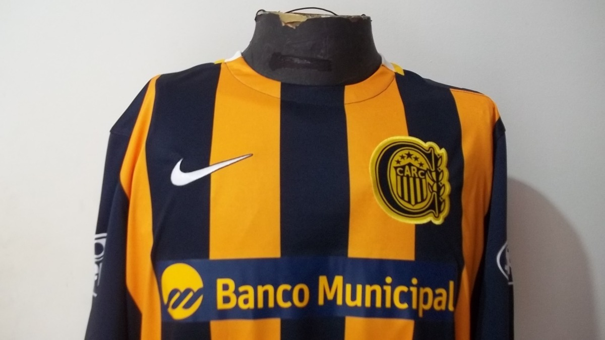 Camiseta Central Talle Nike Xxl De Rosario rFq6xr1Ewp