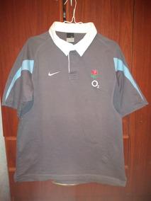 Camiseta De Rugby Nike Inglaterra Talle L
