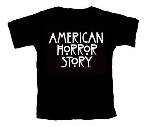 camiseta de seriado american horror story  - c30 original.