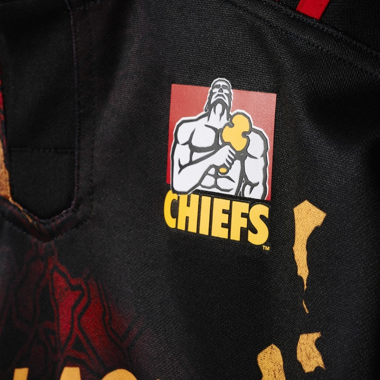 80b688480 Camiseta De Super Rugby Chiefs Modelo Territory 2017 -   1.990