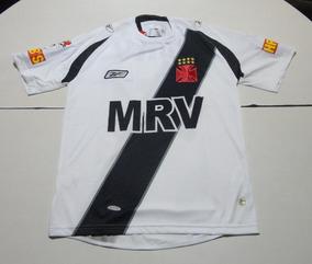 Reebok Gama De S Talle Vasco Camiseta Da Blanca 10 Marca