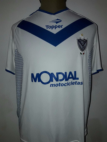 camiseta de velez sarfield topper 2011 dominguez