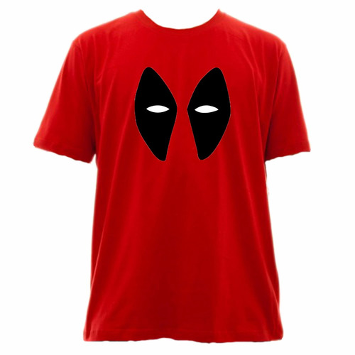 camiseta deadpool masculina