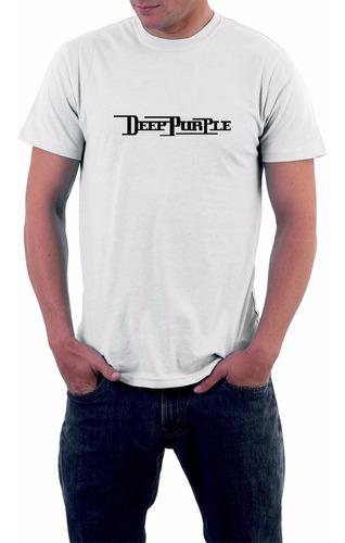 camiseta deep purple -