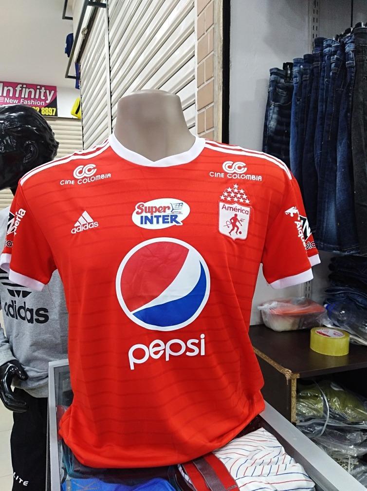 Camiseta Del America De Cali Hombre -   55.000 en Mercado Libre c402da6bf9d