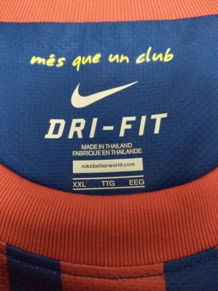 92b4c8c5b67ff camiseta del barcelona de españa no adidas xxl. Cargando zoom.