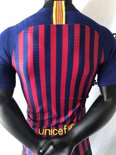 Camiseta Del Barcelona Tradicional Version Jugador 2018 19 ... 886c4d380b4a2