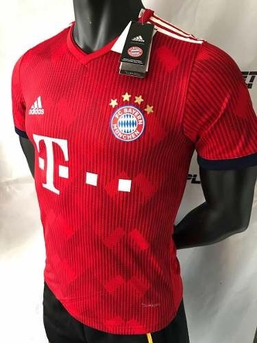c14c139c0f717 Camiseta Del Bayern Múnich 2019 Versión Jugador Climachill ...
