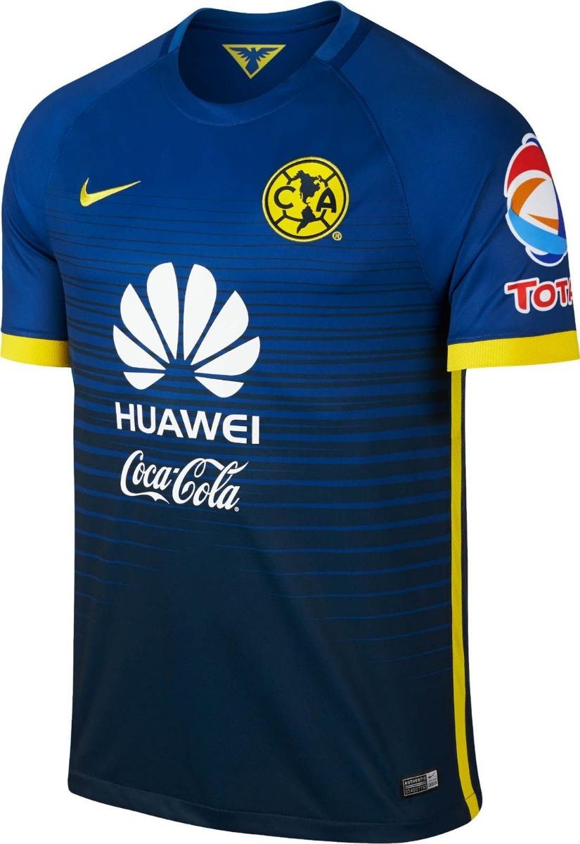 Camiseta Del Club América S. A De C. V (alternativa 2015) -   799 336e569e657d1