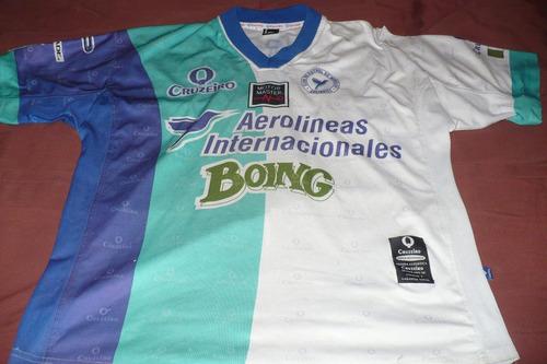 camiseta del club de colibri de morelos utileria