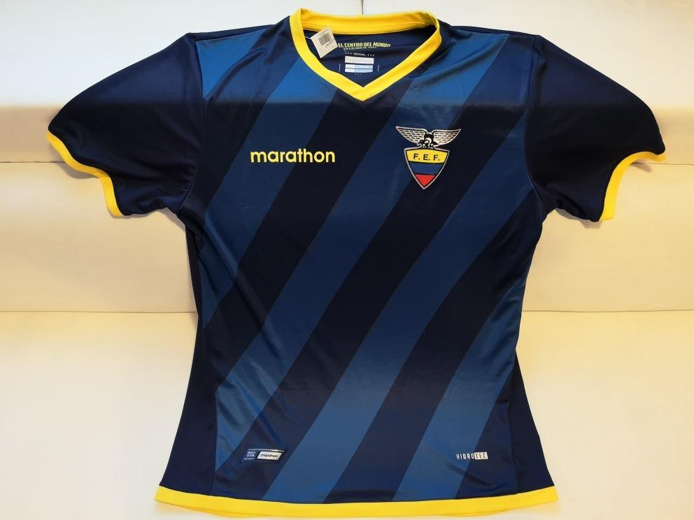 Camiseta Del Ecuador 33425243629