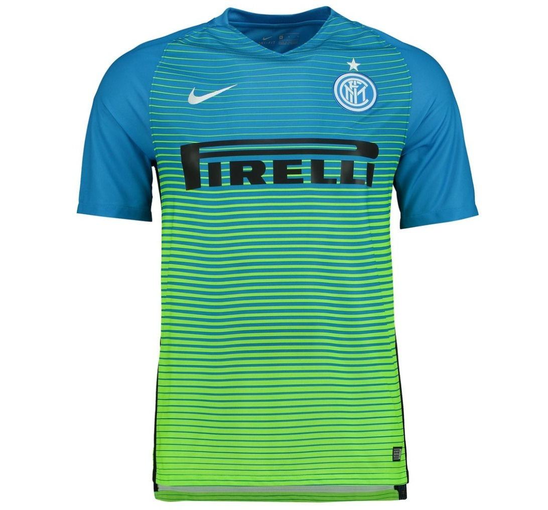 b9542c9fd5 camiseta del inter de italia suplente 2016 17 original. Cargando zoom.