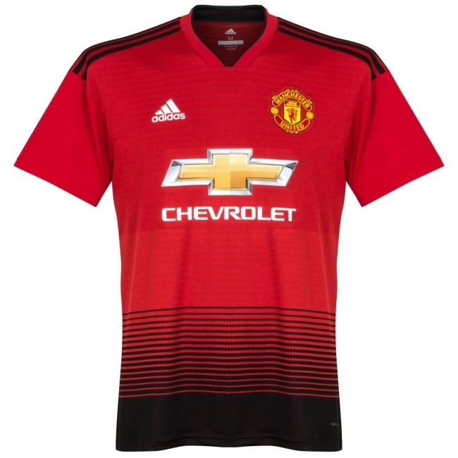 free shipping 8a668 074f5 Camiseta Del Manchester United Alexis 2019 adidas