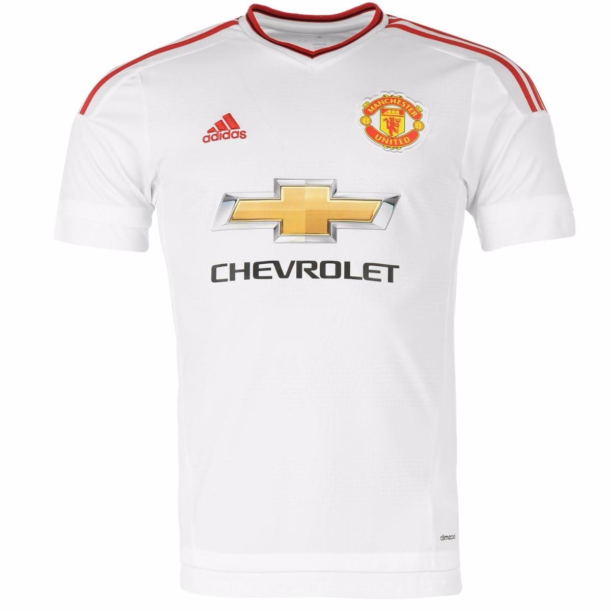 20bf78cdf75c1 camiseta del manchester united (alternativa 2015-16) x l. Cargando zoom.