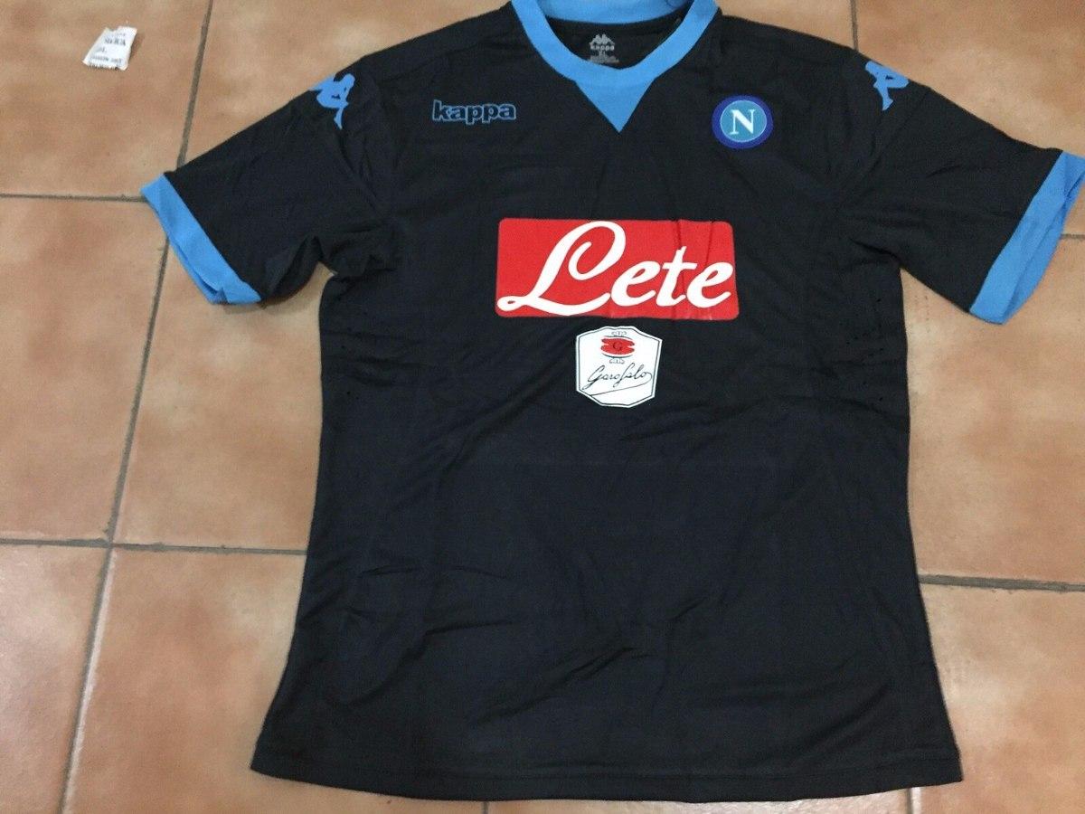 camiseta del napoli de italia kappa 2015 16. Cargando zoom. d4f6a4914a5d2