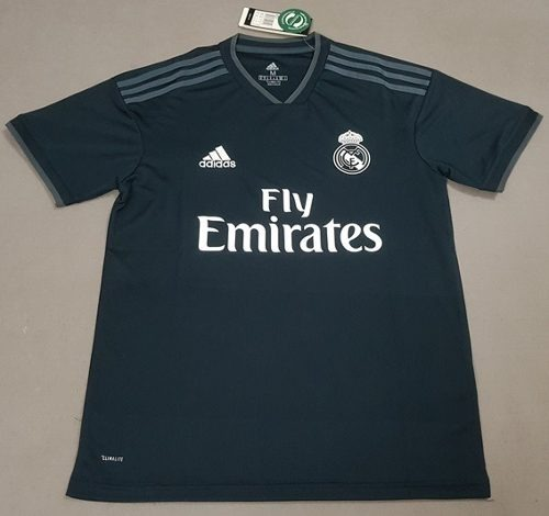 504401de96f04 Camiseta Del Real Madrid Temp 2018 19 Visitante -   119.000 en ...