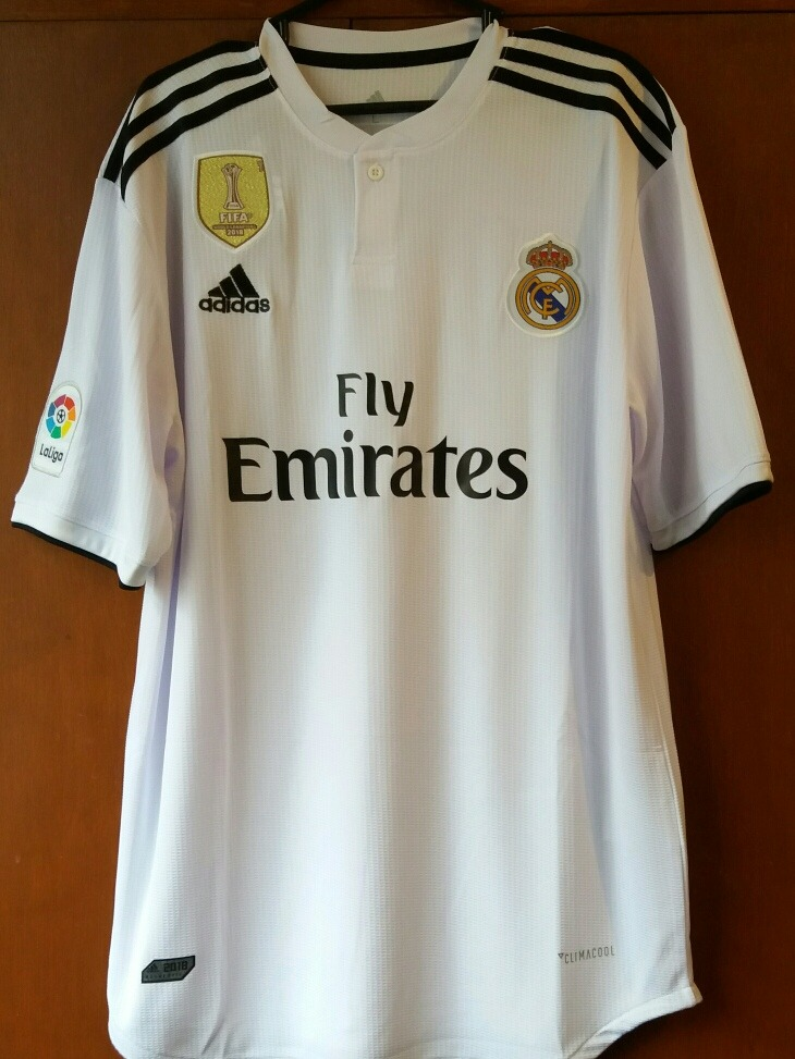 camiseta del real madrid - temporada 2018 - 2019. Cargando zoom. 4099950ae5f39