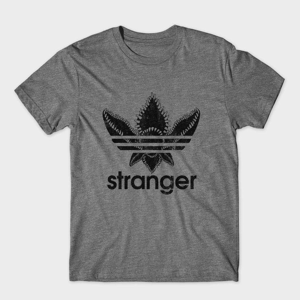 1aec8adafc Camiseta Demogorgon adidas Stranger Things - Black - R  35