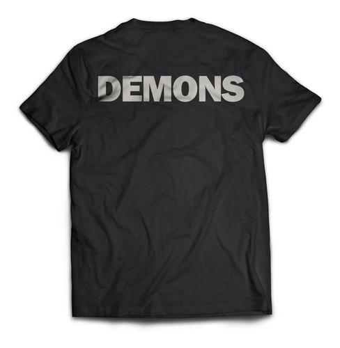 camiseta demons dark soul rock activity