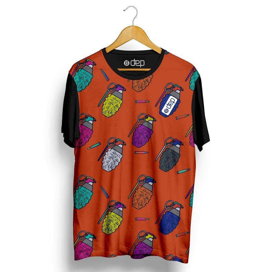 Camiseta Dep Bomba Granada Vermelha R 49 00 Em Mercado Livre