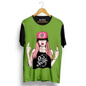 2651a66841 Bonã© Foose Tamanho P - Camisetas Masculino Manga Curta P Verde no ...