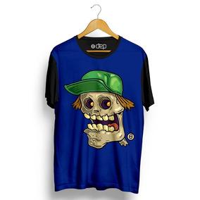 f606a2bb3f Bone Kondzilla Original Azul - Camisetas e Blusas com o Melhores Preços no  Mercado Livre Brasil