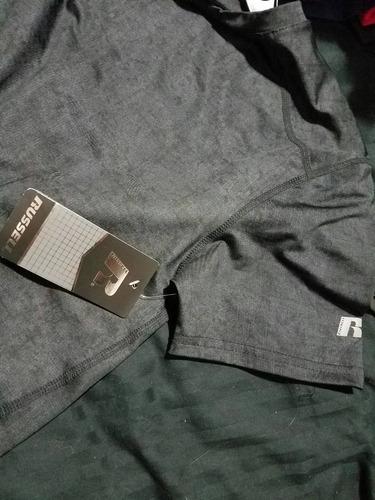 camiseta deporte russell americana nueva para hombre talla s