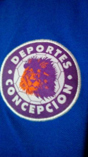 camiseta deportes concepcion (utileria)
