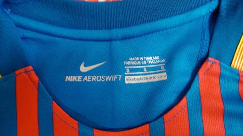 camiseta deportiva del barcelona