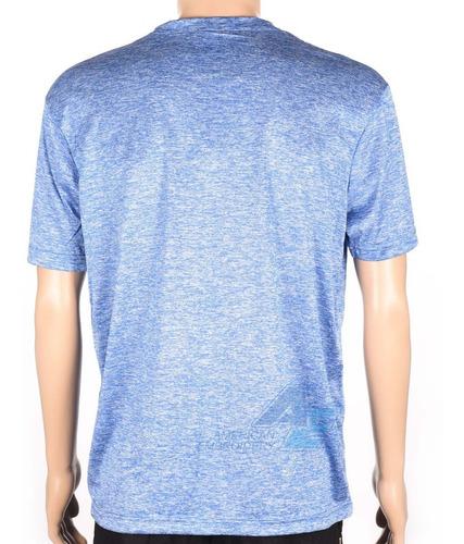 camiseta deportiva dry fit jaspeadas unisex - camisetas.uy