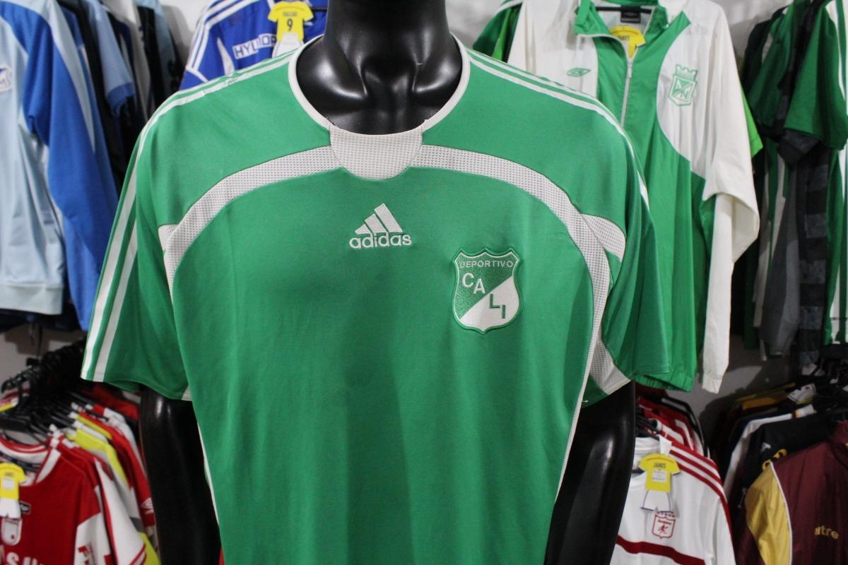 estante Pascua de Resurrección Guia  Camiseta Deportivo Cali adidas Talla Xl Xdx - $ 100.000 en Mercado ...