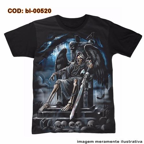 camiseta descanso da morte