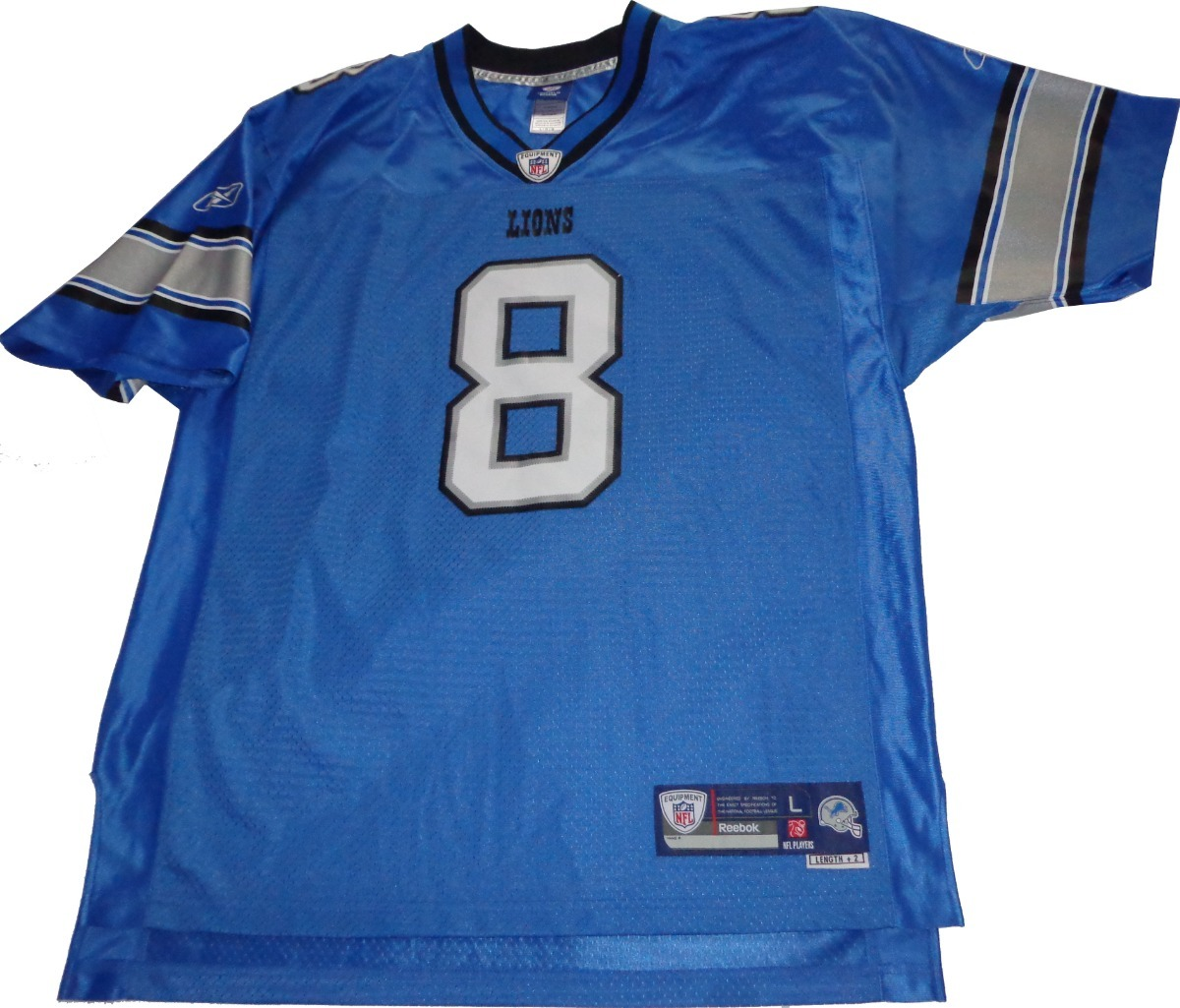 camiseta detroit lions futbol americano reebok nfl l usa nfl. Cargando zoom. 676d1a51f05