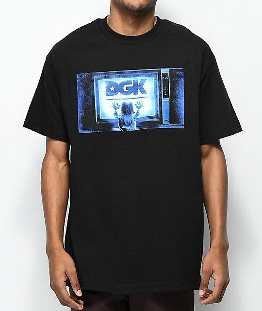 Camiseta Dgk Big Static - Preta - R  169 7defc3f4e73be