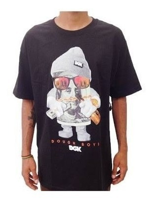 camiseta dgk dough boys swag west hip hop skate