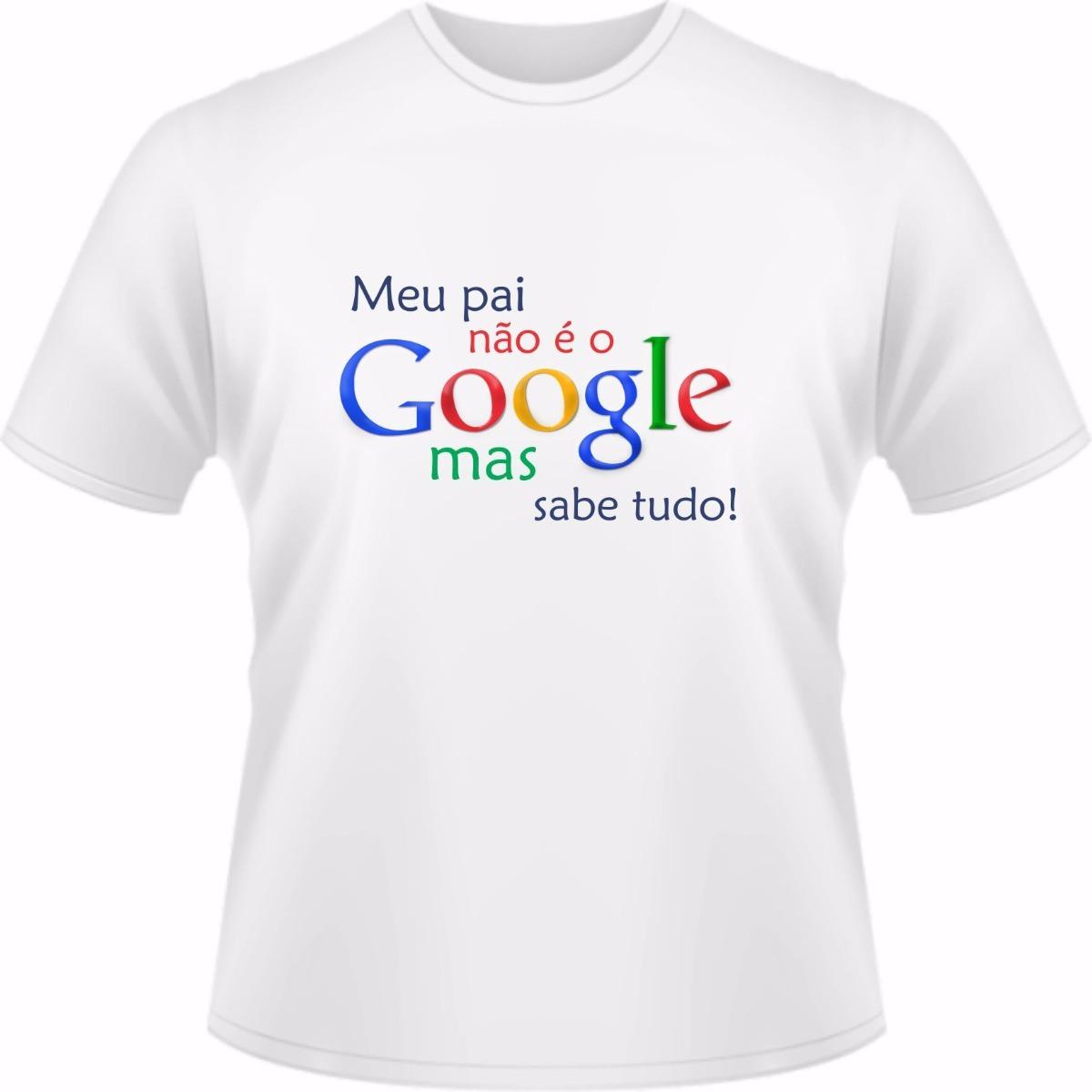 43386274d camiseta dia dos pais google. Carregando zoom.