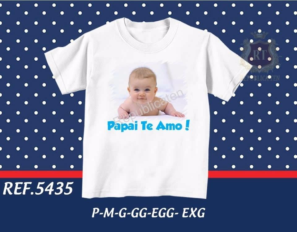 Camiseta Dia Dos Pais Personalizada Com Foto E Frase Vovô R 39